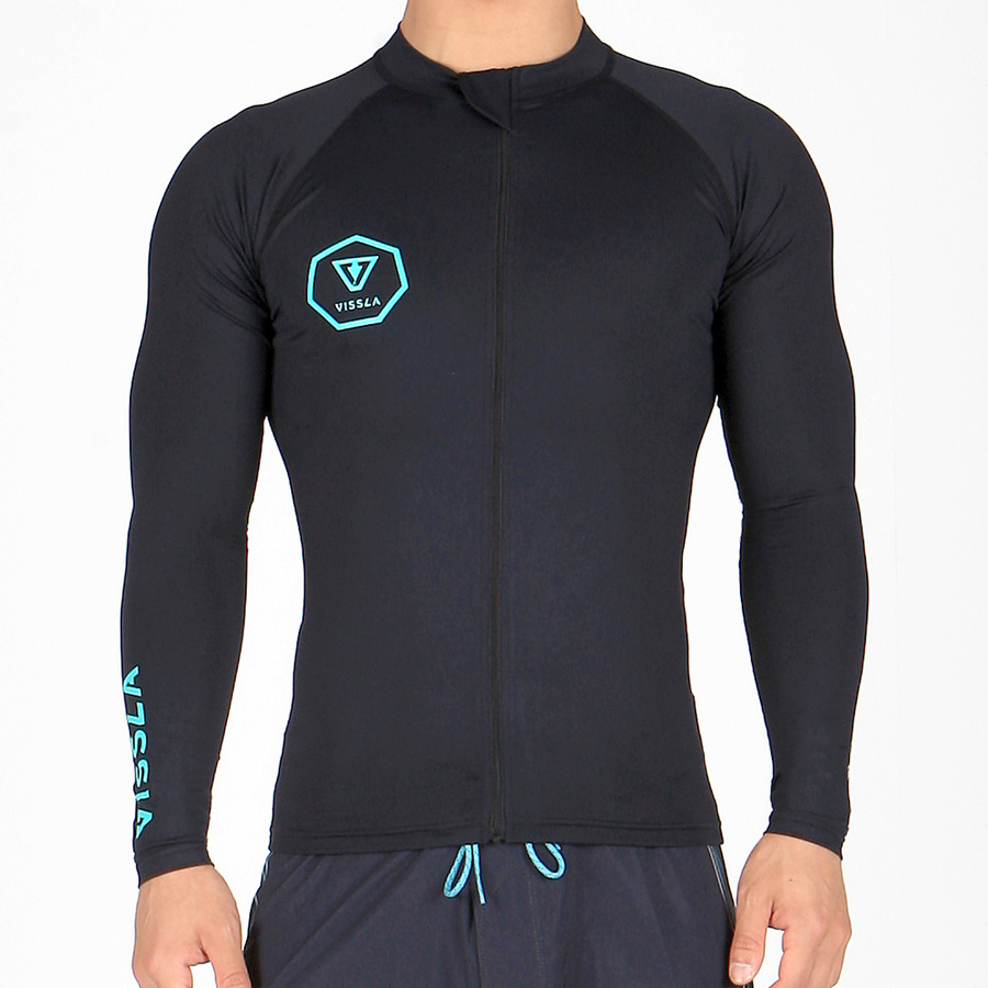 SHORE BREAK ZIP UP - BLJ