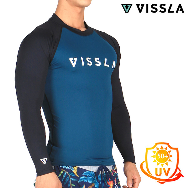 SHALLOWS RASH GUARD - MRN